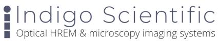 Indigo scientific logo