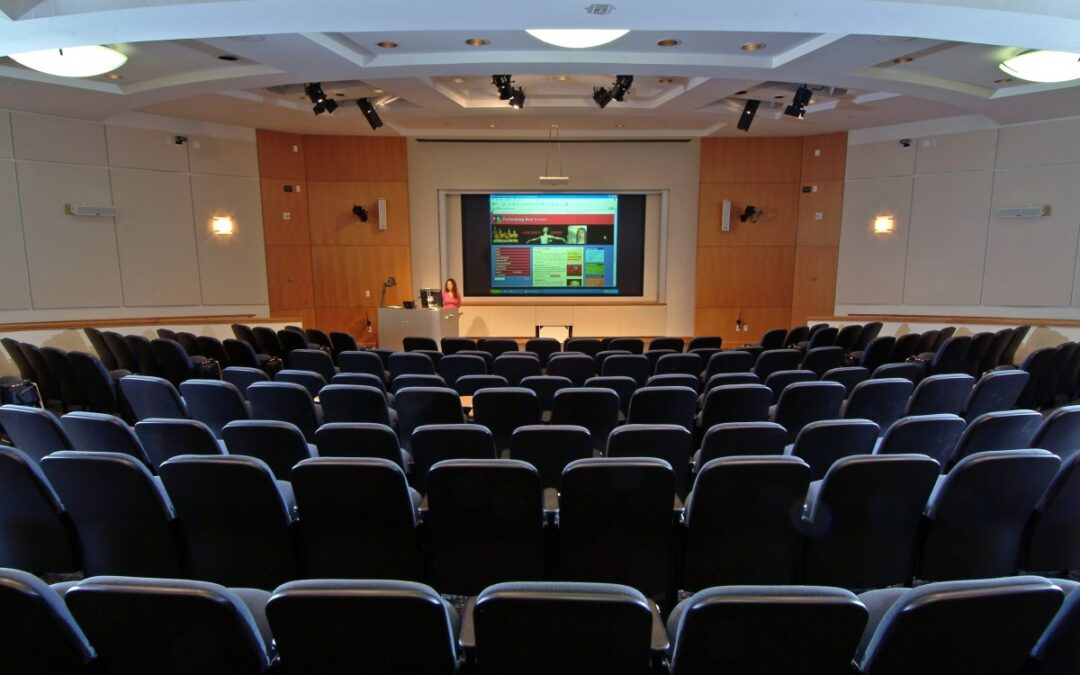 No one attending the conference