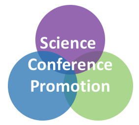 Science conference promotion