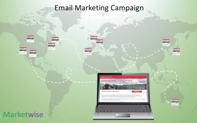 Email marketing campaigns for scientists