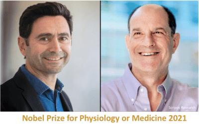 Nobel Prize for Medicine 2021